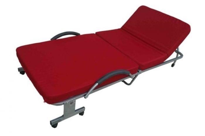 ranjang pasien rumah sakit ranjang lipat folding