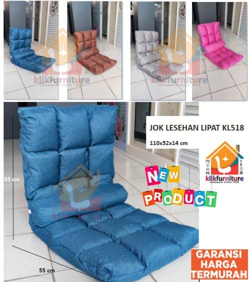 Jok Lesehan / Jok Lipat / Kursi Anak / Leisure Chair KL518