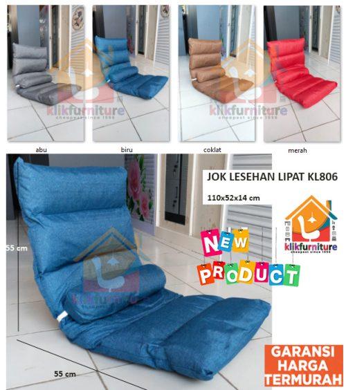 Jok Lesehan / Jok Lipat / Kursi Anak / Leisure Chair KL806